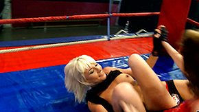 Leyla Peachbloom, Babe, Blonde, Brunette, Fetish, Lesbian