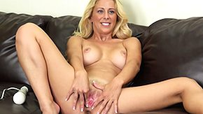 Cherie Deville, Anal Finger, Anal Toys, Ass, Blonde, Clit