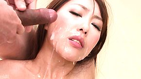 Blindfold, Amateur, Asian, Asian Amateur, Blowjob, Brunette