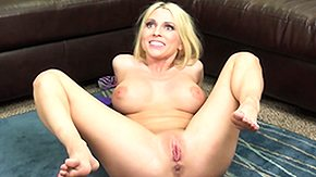 Christie Stevens, Big Tits, Blonde, Boobs, Fake Tits, Fingering