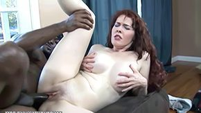 Housewife, Aunt, Big Black Cock, Big Cock, Big Tits, Black
