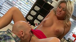 Aubrey Addams, Ball Licking, Banging, Beauty, Blonde, Blowjob