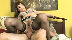 Girl Fucks Guy, Angry, Bitch, Brunette, Experienced, Fucking