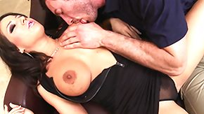 Charity Bangs, Big Tits, Boobs, Brunette, Fingering, Fucking