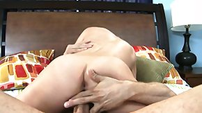 Milf Riding, Anal Finger, Ass, Blonde, Boobs, Fingering