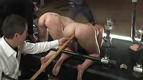 Slave, Babe, BDSM, Blonde, Brunette, Insertion