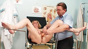 Speculum, Beaver, Blonde, Bush, Clinic, Czech