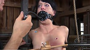La, BDSM, Bondage, Boobs, Bound, Brunette