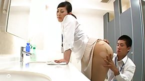 Hospital, Asian, Ass, Blowjob, Clinic, Doctor