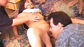 Men, 3some, Bed, Bedroom, Dressing Room, Group
