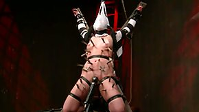Bound, BDSM, Bondage, Boobs, Bound, Brunette
