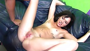 Female Ejaculation, Boobs, Brunette, Female Ejaculation, Flat Chested, Hairless