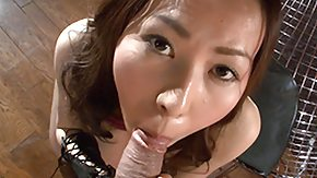 Mommy, Asian, Asian Mature, Asian Teen, Blowjob, Brunette