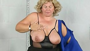 Vintage, Aged, Antique, Big Clit, Big Tits, Blonde
