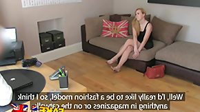 Office Pov, Amateur, Audition, Behind The Scenes, British, British Amateur