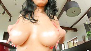 Teasing, Babe, Big Natural Tits, Big Tits, Boobs, Brunette
