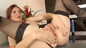 Kattie Gold, Corset, Fingering, Garter Belt, Gay, Grinding