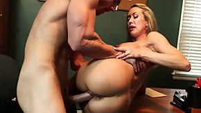 Riding, Ass, Assfucking, Blonde, Blowjob, Drilled
