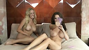 Friend, Best Friend, Big Tits, Blonde, Boobs, Brunette