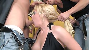 Heidi Mayne, Bisexual, Blonde, Blowjob, MILF