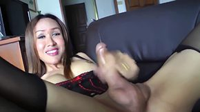 Asian Fingering, Futanari, Ladyboy, Shemale, Tgirl, Transsexual