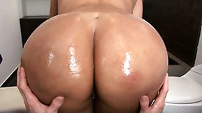 Oiled Ass, Amateur, Anal Creampie, Ass, Babe, Big Tits