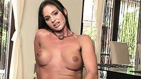 Tit Fucking, Babe, Beauty, Boobs, Brunette, Fingering