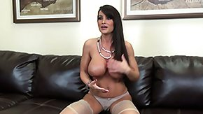 Ann Lisa, Amateur, Big Tits, Blowjob, Boobs, Brunette