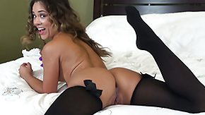 HD Kristina Sex Tube Kristina Rose indicates her sexy person from behind on top of teases a bit