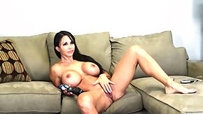 HD Jewels Jade Sex Tube Jewels Jade sits on her mechanical pleasure device more than that fucks it hard