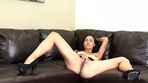 Dana Vespoli, Asian, Brunette, Masturbation, Nude, Solo