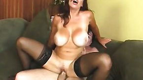 HD Lucky Benton tube Dark brown Favored Benton rides his pecker as well then this guy jerks it off on her tits