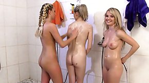 Bathing, Amateur, Bath, Bathing, Bathroom, Group