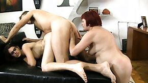 Grannies, 3some, Anal, Ass, Assfucking, Blowjob