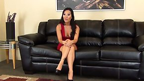 Asa Akira, Asian, Asian Mature, Audition, Babe, Casting