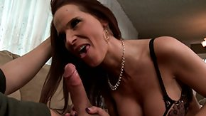 Syren De Mer, Big Tits, Blowjob, Boobs, Brunette, Creampie