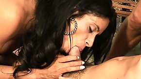Chained, Amateur, Bisexual, Blowjob, Brunette