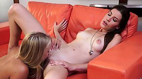 Pussy Eating, Babe, Blonde, Brunette, Lesbian, Muff Diving