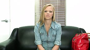 Audition HD porn tube Shy babe is brave that this audition will be a peerless success for her twat