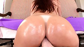 Tiffany Mynx, Ass, Babe, Big Ass, Brunette, Oil