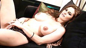 Allison Moore, Big Pussy, Big Tits, Boobs, Brunette, Cunt