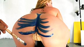 Body Painting, Amateur, Anal Creampie, Ass, Babe, BBW