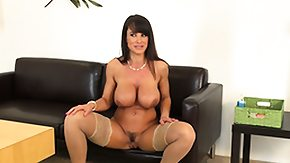 Undress, Big Tits, Boobs, Brunette, Cougar, Masturbation