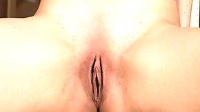 Swollen Pussie, Babe, Brunette, Grinding, Labia, Masturbation