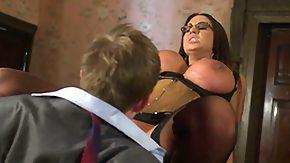 Feminization, Banging, Big Pussy, Big Tits, Boobs, Brunette