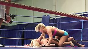 Kelly Cat, Babe, Blonde, Catfight, Fetish, Fight