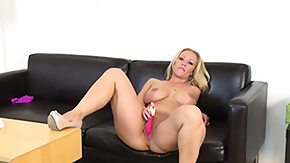 Austin Taylor, Big Tits, Blonde, Boobs, Dildo, Masturbation