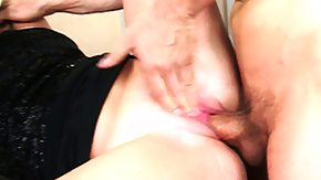 Madelyn Monroe, Bend Over, Bitch, Brunette, Doggystyle, Hardcore