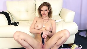 Madison Fox, Brunette, Fingering, Masturbation, Perky, Solo