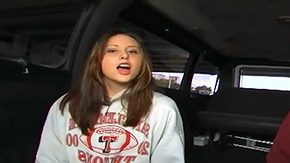 HD Ashley Jordan tube Fresh small brunette playgirl Ashley Jordan with face average body takes off her baggy clothes insinuates her innocent mambos to playful guys the time between driving in